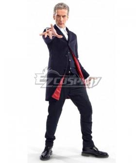 Doctor Who Twelfth Doctor Peter Capaldi Cosplay Costume