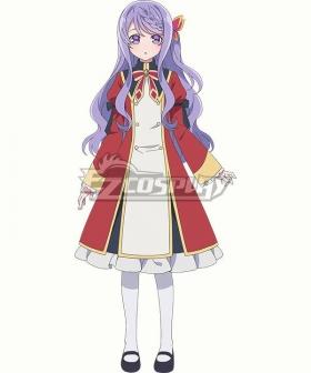 Seirei Gensouki Spirit Chronicles Flora Beltrum Cosplay Costume