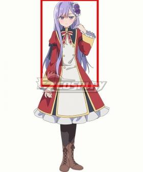Seirei Gensouki Spirit Chronicles Christina Beltrum Purple Cosplay Wig