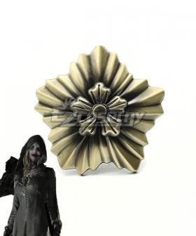 Resident Evil 8 Village Vampire Daughters Bela Daniela Cassandra Brooch Cosplay Accessory Prop