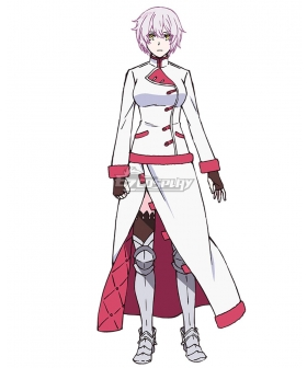 The Case Study of Vanitas Jeanne Jeanne the Hellfire Witch Cosplay Costume