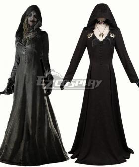 Resident Evil 8 Village Vampire Daughters Bela Daniela Cassandra Fullset Halloween Cosplay Costume