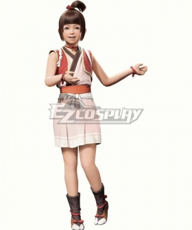 Monster Hunter Rise The Sweettooth Halloween Cosplay Costume
