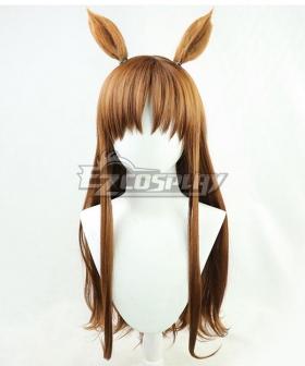 Uma Musume: Pretty Derby Grass Wonder Brown Cosplay Wig