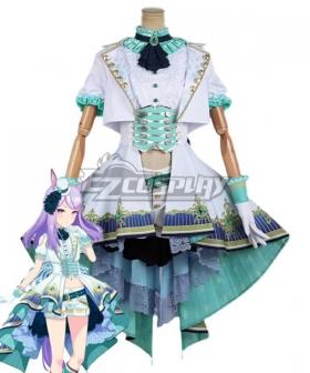 Uma Musume: Pretty Derby Season 2 Mejiro Mcqueen End of Sky Cosplay Costume