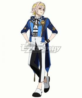 Visual Prison O.Z Robin Laffite Cosplay Costume