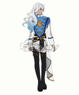 Visual Prison O.Z Eve Louise Cosplay Costume