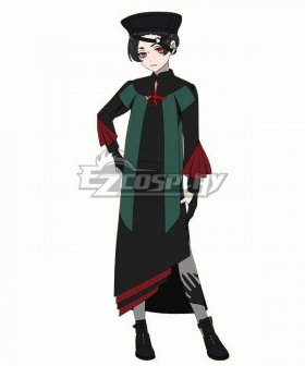 Visual Prison Lost Eden Jack Mouton Cosplay Costume
