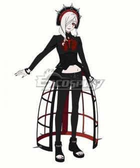 Visual Prison Lost Eden Veuve Elizabeth Cosplay Costume