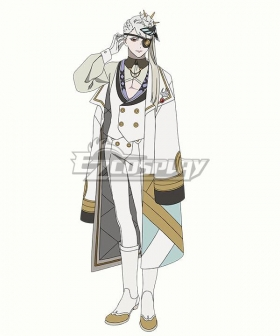 Visual Prison Eclipse Hyde Jayer Cosplay Costume