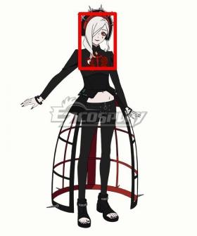 Visual Prison Lost Eden Veuve Elizabeth White Cosplay Wig