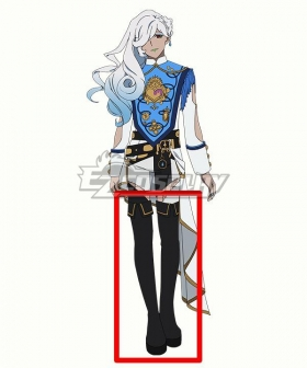 Visual Prison O.Z Eve Louise Black Shoes Cosplay Boots