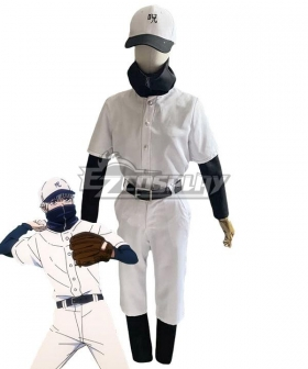 Jujutsu Kaisen Toge Inumaki Baseball Uniform Cosplay Costume