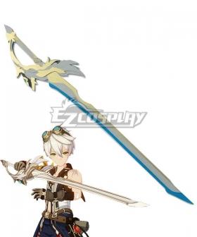 Genshin Impact Bennett Sword Cosplay Weapon Prop