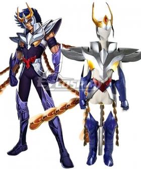 Saint Seiya Phoenix Ikki Full Armor Cosplay Costume