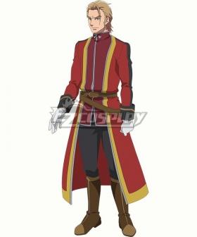 Seirei Gensouki Spirit Chronicles Alfred Emerle Cosplay Costume