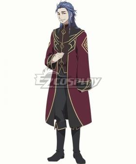 Seirei Gensouki Spirit Chronicles Reiss Vulfe Cosplay Costume