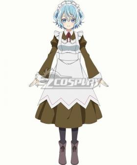 Seirei Gensouki Spirit Chronicles Liselotte Cretia Cosplay Costume