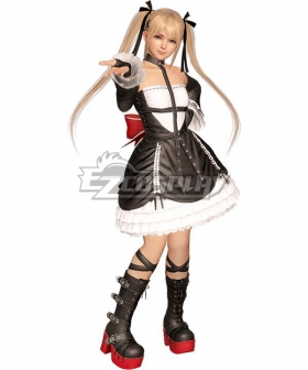Dead or Alive Marie Rose Halloween Cosplay Costume