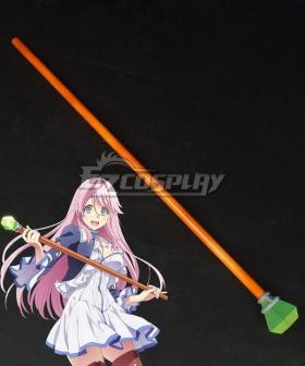 Redo of Healer Freia Stick Cosplay Weapon Prop