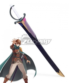 Redo of Healer Keyaruga Sword Cosplay Weapon Prop