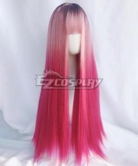 Japan Harajuku Lolita Series Dead by Daylight Susie Halloween Pink Cosplay Wig