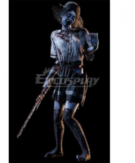 Dead by Daylight School Girl Spirit Halloween Cosplay Costume