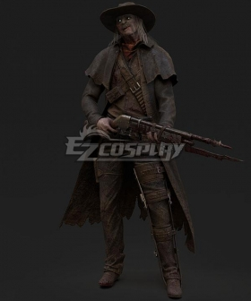 Dead by Daylight Dead Halloween The Deathslinger Caleb Quinn Cosplay Costume