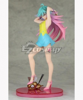 Panty and Stocking with Garterbelt Panty Figure Version Cosplay Costume