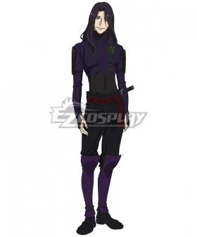 Fena: Pirate Princess Shitan Cosplay Costume