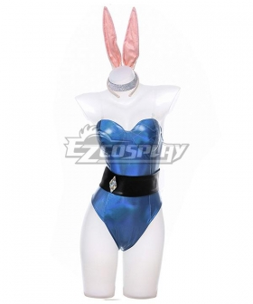 League Of Legends LOL KDA K/DA ALL OUT Bunny Girl Ahri Halloween Cosplay Costume