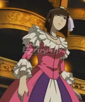 Fullmetal Alchemist Lyra Cosplay Costume