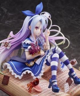 No Game No Life Shiro Alice In Wonderland Halloween Cosplay Costume