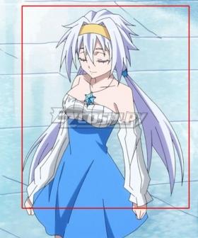 That Time I Got Reincarnated as a Slime Tensei Shitara Suraimu Datta Ken Season 2 Velzado Silver Grey Cosplay Wig