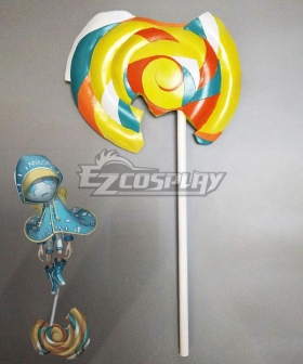 Identity V Axe boy Crybaby Wail Robbie Lollipop Axe Cosplay Weapon Prop