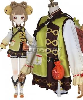 Kids Size Genshin Impact Yayao Cosplay Costume