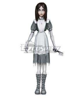 Alice: Asylum Alice Asylum Wonderland Cosplay Costume