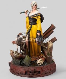 Witcher 3 Ciri Kimono Cosplay Costume