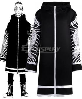 Tokyo Revengers Brahman Takeomi Akashi Coat Cosplay Costume