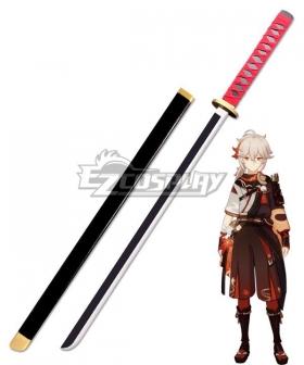 Genshin Impact Kaedehara Kazuha Sword Cosplay Weapon Prop B Edition