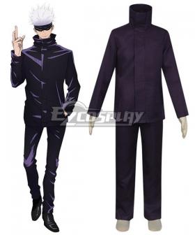 Kids Size Jujutsu Kaisen Sorcery Fight Satoru Gojo Cosplay Costume