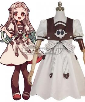 Kids Size Jibaku Shounen Hanako-Kun Yashiro Nene Cosplay Costume