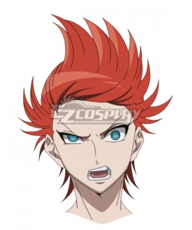 Tribe Nine Taiga Red Cosplay Wig