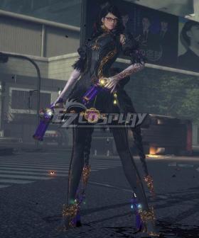 Bayonetta 3 Bayonetta Game Cosplay Costume