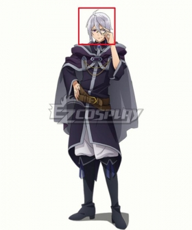 Banished from the Hero's Party, I Decided to Live a Quiet Life in the Countryside Ares Srowa Silver Cosplay Wig