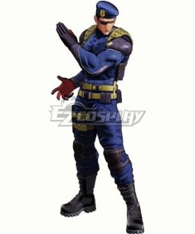 THE King Of Fighters KOF XV Heidern Cosplay Costume