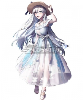Fate Grand Order FGO Anastasia&Viy Stage 1 Cosplay Costume