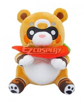 Genshin Impact Guoba Plush Doll Cosplay Accessory Prop