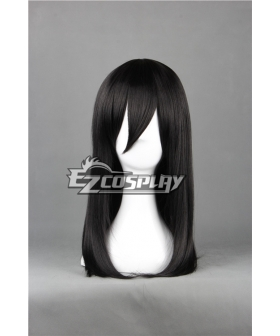 Attack on Titan Shingeki no Kyojin Advancing Giants Mikasa Akkaman Mikasa Ackerman Short Black Hair Cosplay Wig