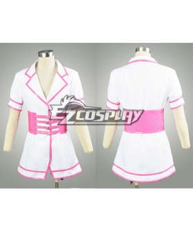 Super Sonico Nurse Cosplay Costume